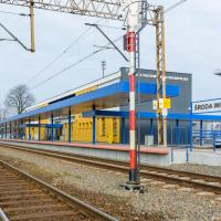 Przebudowa dworca kolejowego Środa Wielkopolska