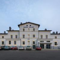Przebudowa dworca kolejowego Kościan